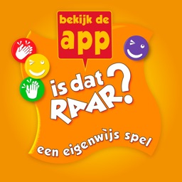 Is dat RAAR?