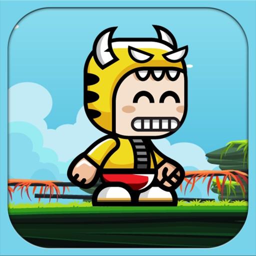 Ninja Boy -Cool Adventure Game