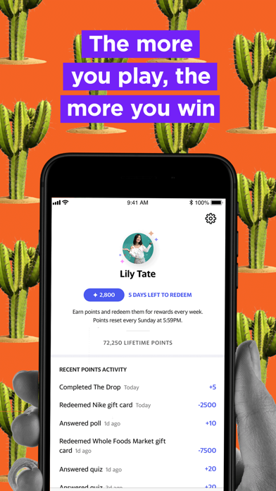 Yahoo Play - Pop news & trivia screenshot 5