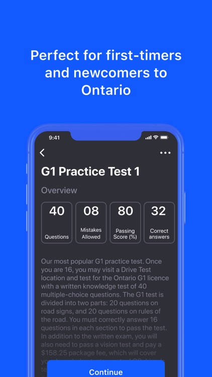 G1 Driving Test Genie Ontario screenshot-3