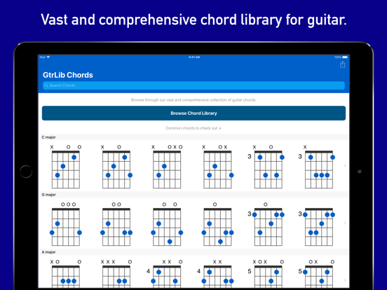 GtrLib Chords Pro Screenshots