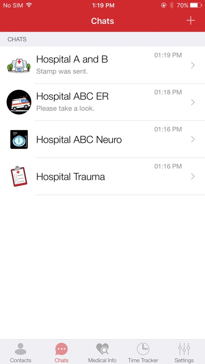 Join - Medical Communication screenshot-3