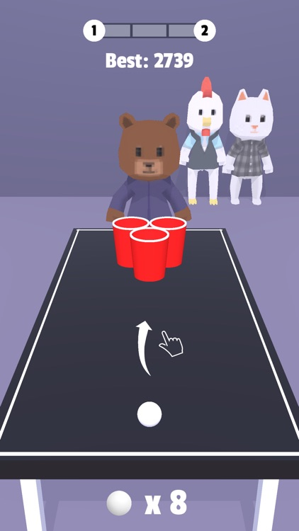 Beer Pong. screenshot-0