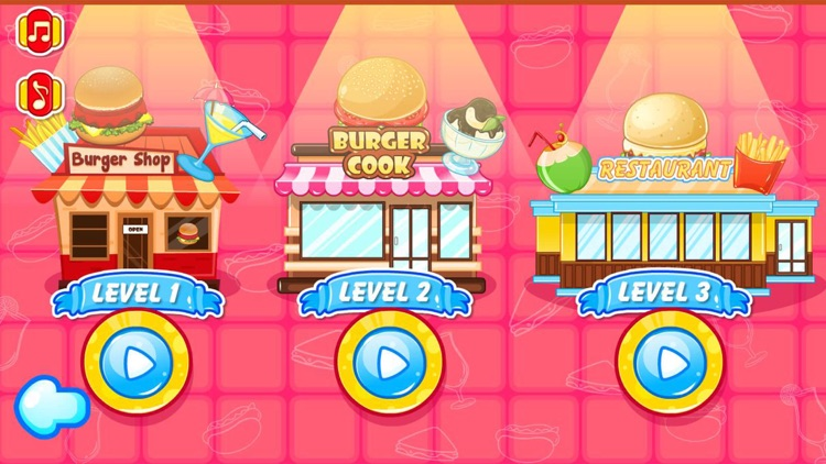 Burger shop fast food screenshot-7