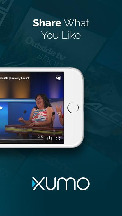 XUMO: TV & Movie Streaming screenshot-4