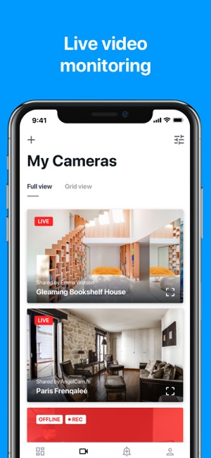 Angelcam: Cloud Camera Viewer on the App Store