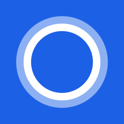 Ícone do app Cortana