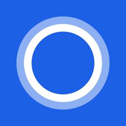Ícone do app Cortana