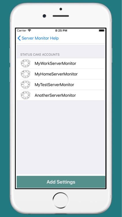 'Worst' Server Monitor screenshot-3