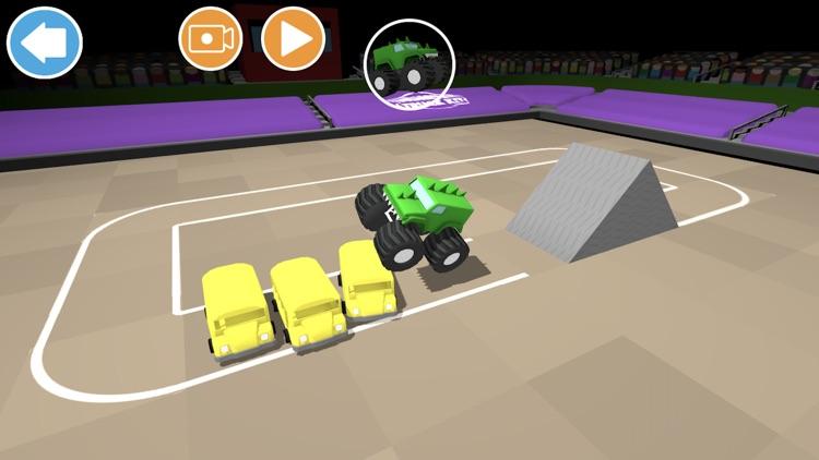 Monster Truck Kit screenshot-7