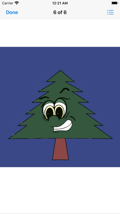 Christmas Tree Emotion sticker screenshot-6
