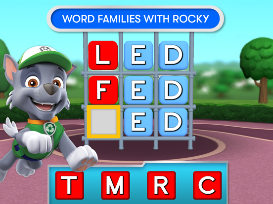 Paw Patrol: Alphabet Learning screenshot 8