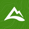 App Icon for AllTrails: Hike, Bike & Run App in Denmark IOS App Store