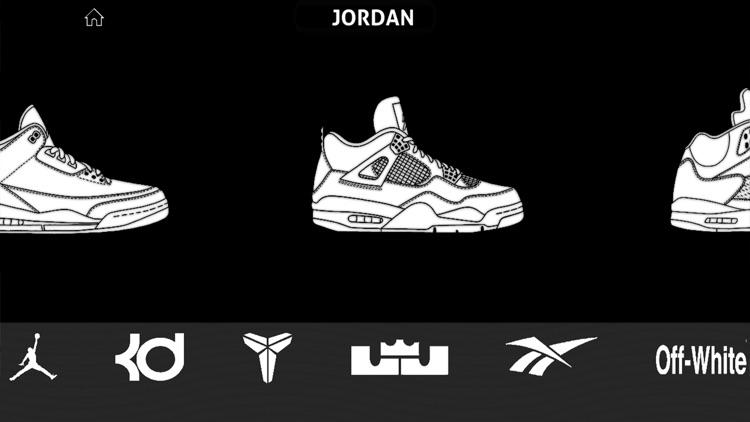 Sneaker Mock screenshot-3