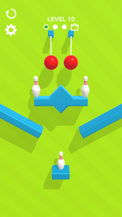 Rope Bowling screenshot 4