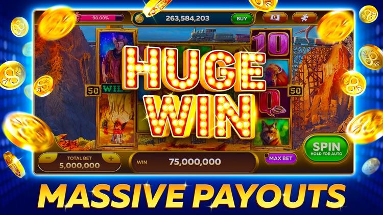 Casino Games - Infinity Slots screenshot-6