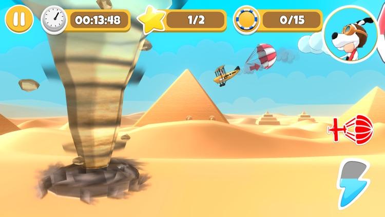 Pets & Planes - Air Race screenshot-7