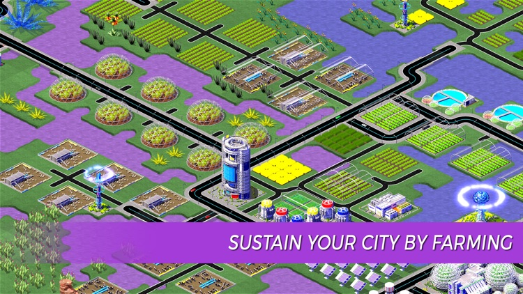 Designer City: Space Edition by Sphere Game Studios