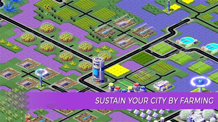 Designer City: Space Edition