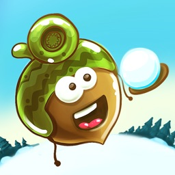 Doctor Acorn - Snowball fight