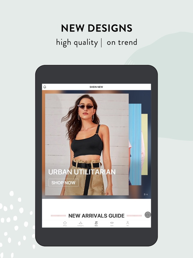 SHEIN-Fashion Shopping Online on the App Store