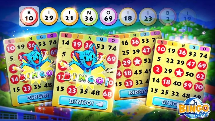 Bingo Blitz™ - Bingo Games screenshot-8
