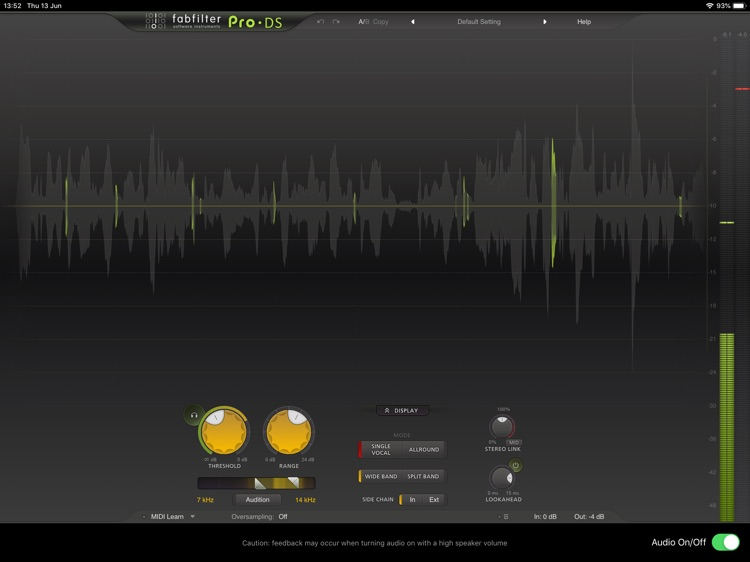 FabFilter Pro-DS screenshot-1