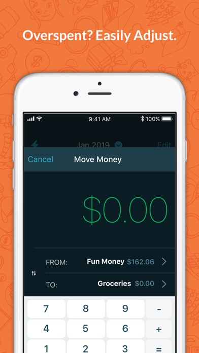 YNAB (You Need A Budget) 2 9 pour iOS, Android, Windows Phone