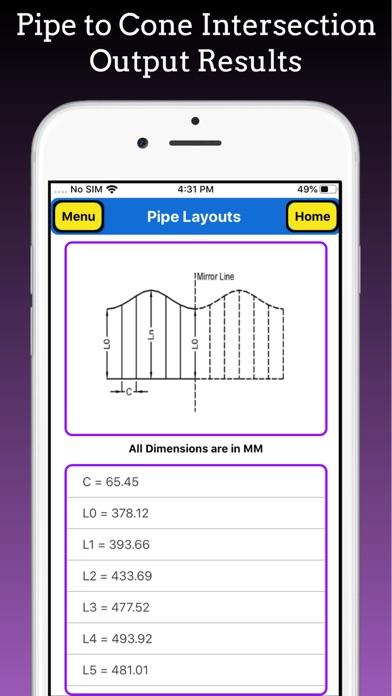 Branch Pipe Layouts screenshot 10