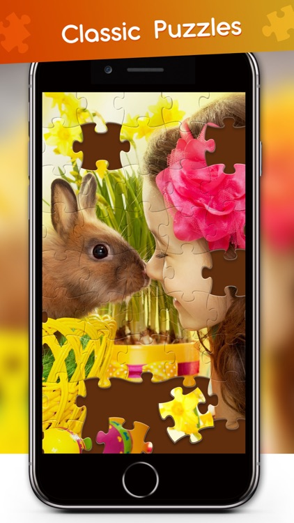Jigsaw Puzzle ++ screenshot-0