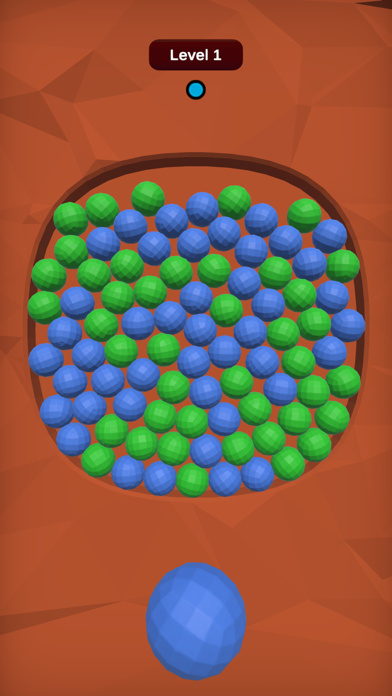 Screenshot for Shootan Balls in United States App Store