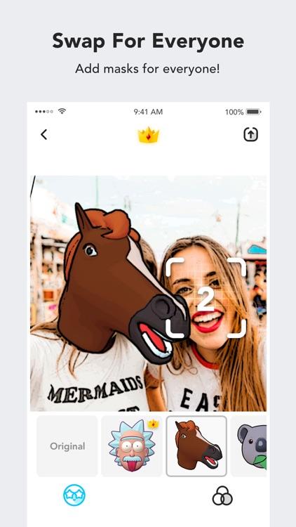 Faceturn | Face Selfie Editor