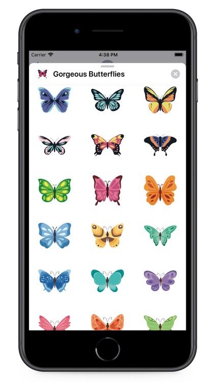 Gorgeous Butterflies screenshot-3