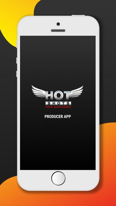 HotShots Live - Broadcaster