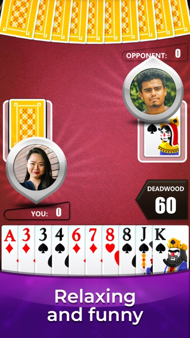 gin rummy  classic card game for pc  free download