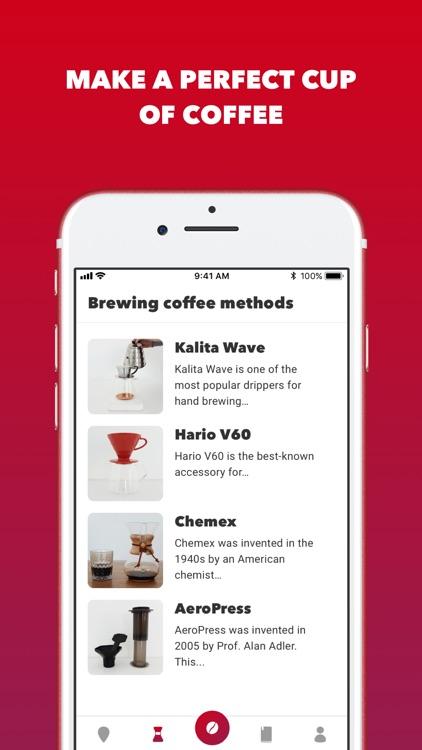 City Coffee Guide