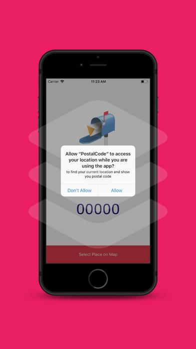 Find Postal Code - App - Apps Store