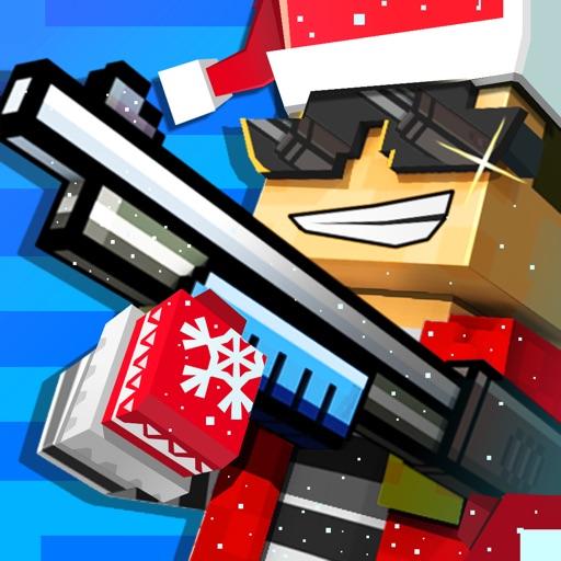Baixar Cops N Robbers (FPS): 3D Pixel para iOS