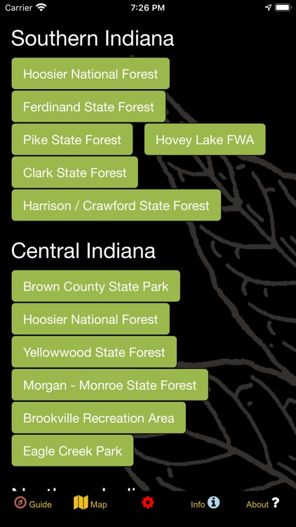 Indiana Mushroom Forager Map! screenshot-3