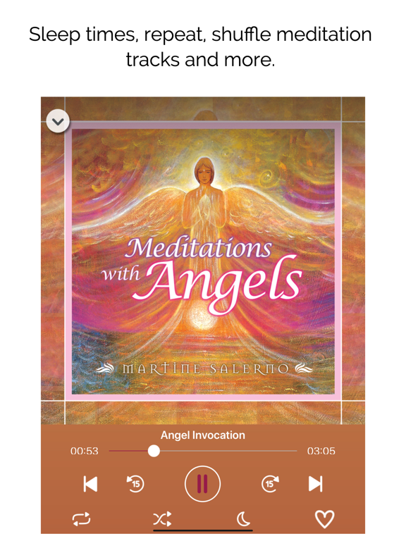 Meditations With Angels screenshot 8