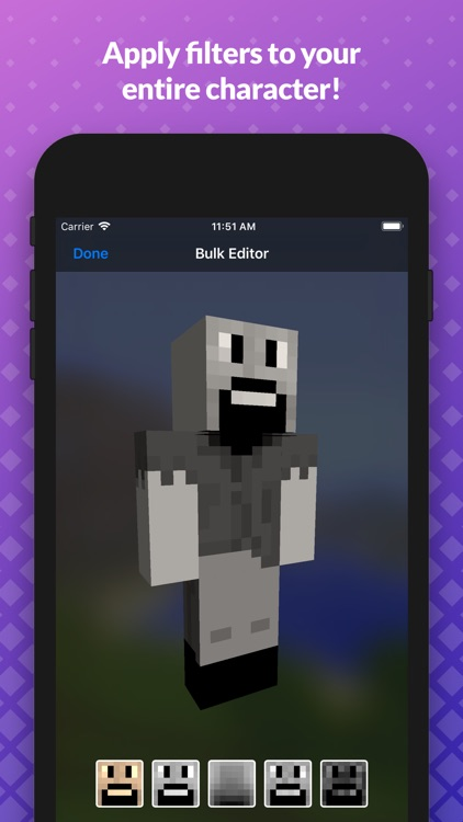 Skin Creator: for Minecraft PE screenshot-5