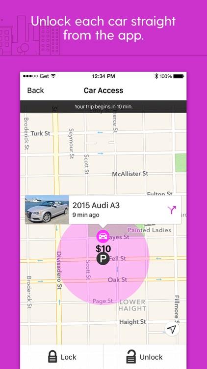 Getaround - Instant Car Rental screenshot-3