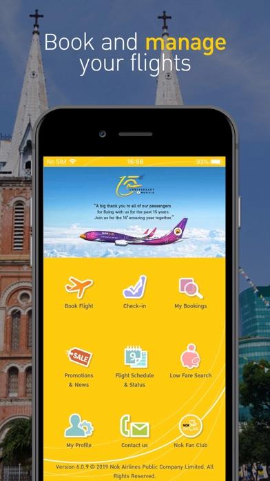 Nok Air screenshot one