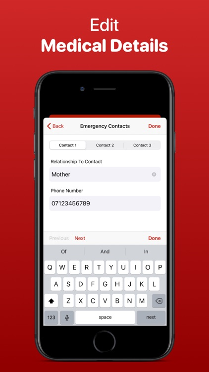RequestSOS - Emergency SOS App screenshot-4