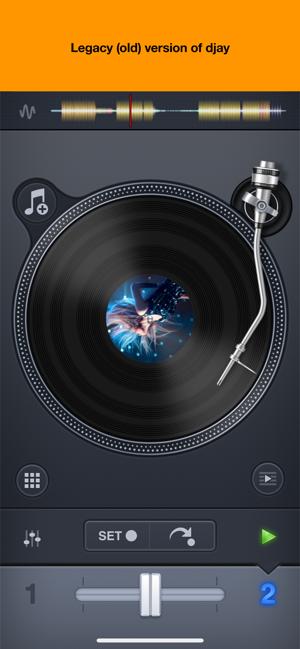 djay 2 para iPhone Screenshot