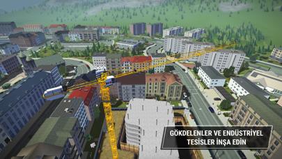Construction Simulator 3 iphone ekran görüntüleri