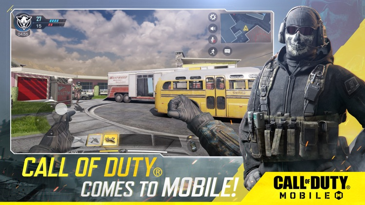 Call of Duty®: Mobile screenshot-0