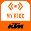 KTM Sportmotorcycle GmbH - KTM MY RIDE Navigation Grafik