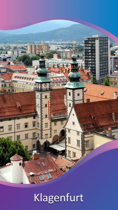 Klagenfurt Travel Guide screenshot 1