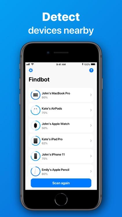 Findbot - Find my device